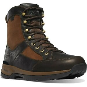 """Danner 47612 Men's Recurve Brown 400G Leather 7"""" Waterproof Hunting Boots Shoes"""