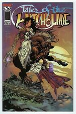 Tales of the Witchblade #2  Top Cow Image Comics 1997 *High Grade Copy.