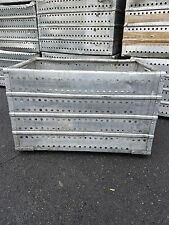 Zarges Box Aluminium Kiste / Kiste / Transport Box 70x48x45 hohe Traglast