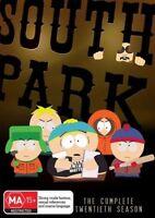 South Park : Season 20 (DVD, 3-Disc Set) NEW