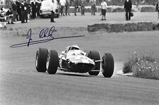 JIM CLARK - Repro-Autogramm 20x30cm Großfoto Formel 1 Lotus, repro signed