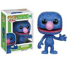 Sesame Street Grover Pop! Vinyl Figure #09 Funko
