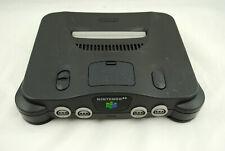 Console Nintendo N64 vendue nue en loose version NTSC JAP : fonctionne