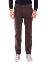 Carrera Jeans - Pantalone uomo tinta unita tessuto cotone vita regolare