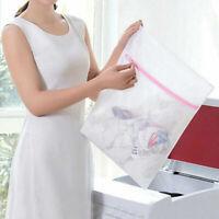 Wäschebeutel Wäschesack Wäschenetz Wasch Netz für Waschmaschine undTrockner I7F4