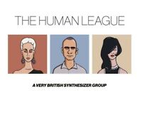 THE HUMAN LEAGUE - ANTHOLOGY-A VERY BRITISH SYNTHESIZER GROUP 2 CD NEW!