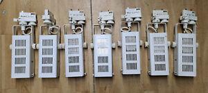 7 Strahler Spots Spot Lecar passt an ERCO und Staff Stromschienen