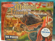 Melissa and Doug Medieval Triumph Floor Puzzle
