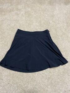 Athleta All Day Skort Size 6 Black