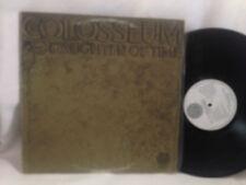 "COLOSSEUM DAUGHTER OF TIME VINYL LP RECORD 12"" GATEFOLD VERTIGO SWIRL"