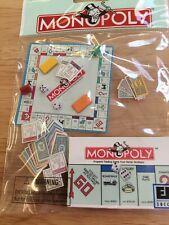 Scrapbooking Jolee's Boutique Stickers-Monopoly