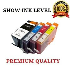 4 Pack For HP 920XL Ink Cartridge Compatible For OfficeJet 7500A 6500 6500A 7000