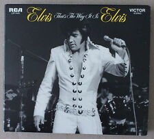 2 CD  ***  ELVIS PRESLEY. THAT'S THE WAY IT IS  ***  LEGACY EDITION