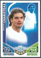 TOPPS MATCH ATTAX WORLD CUP 2010-GREECE-ANGELOS CHARISTEAS