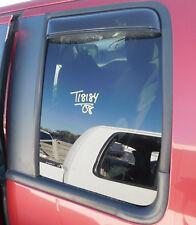 2004 05 06 07 08 09 10 11 12 13 14 Ford F150 Pickup Driver Rear Door Glass OEM