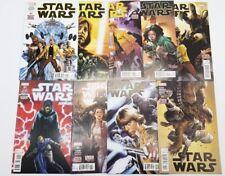 Star Wars 1 7-13 & Annual #1 First Print Marvel Comic Lot Volume 3 Jason Aaron