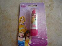 Disney Princess Lipstick Design Shaped Pencil Eraser Belle Ariel Rapunzel