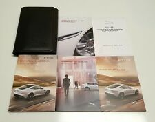 2017 JAGUAR F-TYPE NAVIGATION OWNERS MANUAL V6 3.0 V8 5.0 S BRIT DES ED PREM AWD