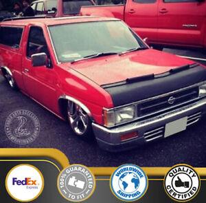 Car Hood Bra For Nissan Hardbody D21 Pickup 1987 88 89 90 91 92 93 94 95 96 1997