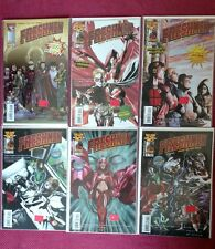 Freshman Introduction to Superpowers #1-6 Complete Series Set Top Cow