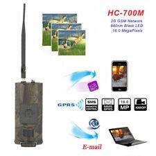 SUNTEK HC700M 2G 1080P Trail Camera Wildlife Scouting Night Vision MMS/SMTP IS8