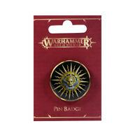 Warhammer Age of Sigmar Enamel Pin Badge - Stormcast Eternals (official merch)