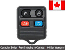 1x New Replacement Keyless Entry Remote Control Key Fob For Ford Lincoln Mercury