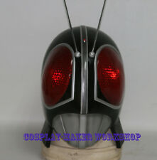 1/1 R055c Cosplay Kamen Rider Fightting Superman RX 1/1 Wearable Helmet / Mask
