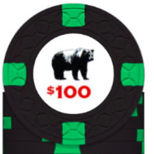 Rounders KGB $100 Poker Chip Card Guard - Replica from the Film NEW