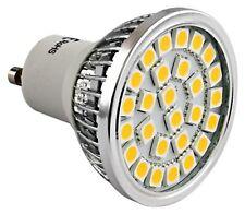 Spot LED Ampoule réflecteur à économie d'énergie GU10 Blanc Chaud 5,2W = 50W