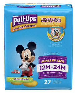Pull Pull Ups Learning Designs for Boys Potty Training Pants 12 24 Months 14 26