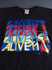 Alive 11 Concert Festival T-Shirt 2011 Switchfoot Skillet Tobymac Third Day  OH