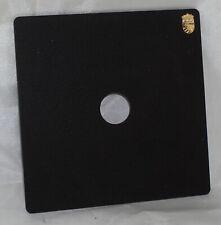 Linhof Lensboard 6 3/8 x 6 3/8 w/ 26.5mm Opening