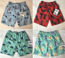 Boys Swim Trunks Free Planet Sizes 10,12,14 See Photos For Colors NWT MSRP $40