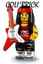 Lego 71019 minifigure Ninjago the Movie -Gong and guitar rocker- lot kg NEUF NEW