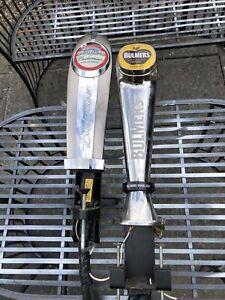 Bulmers Cider Beer Pump Budweiser Tap Font Pub Home Bar Mancave