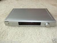 SONY ST-SE500 High-End Stereo Tuner in Silber mit RDS Radiotext, 2J. Garantie