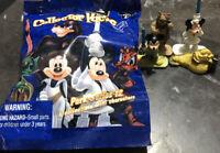 4 Disney Star Wars Collector Packs Park Series 4 Figures & 1 Unopened Series 12