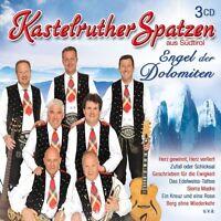 KASTELRUTHER SPATZEN - ENGEL DER DOLOMITEN 3 CD 42 TRACKS++++++++++++ NEU