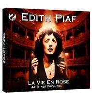 La Vie En Rose - Edith Piaf CD P4VG The Fast Free Shipping