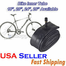 "24"" Bike Tube Bicycle Tire Inner Interior 24 x 1.75 - 2.125 Schrader Valve BN-24"
