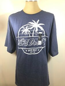 New NWT Men's Top Gun Maverick The Hard Deck Vintage Design T-Shirt Size 3XL
