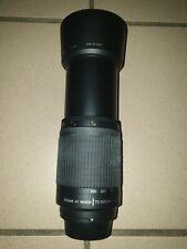 Nikon Nikkor 70-300mm f/4-5.6 G /AF Zoom Lens -