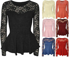 Polyester Party Floral Regular Size Tops & Shirts for Women