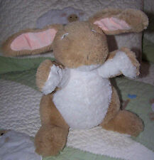 Kids Preferred Tan White Plush Stuffed Guess How Much Do I Love You Bunny Rabbit
