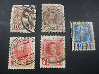 MIXED LOT VINTAGE ANTIQUE WORLD POSTAL POSTAGE STAMPS RUSSIA NOYTA KON CCCP