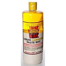 Jax Wax Carnauba Wax Paste 16oz  (JW16)