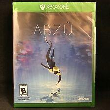 Abzu (Microsoft Xbox One, 2016) BRAND NEW / Region Free