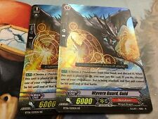 CARDFIGHT VANGUARD - WYVERN GUARD, GULD **RR** BT06/020EN MP