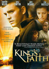 King's Faith (DVD, 2014, Widescreen, Region Free) Usually ships in 12 hours!!!